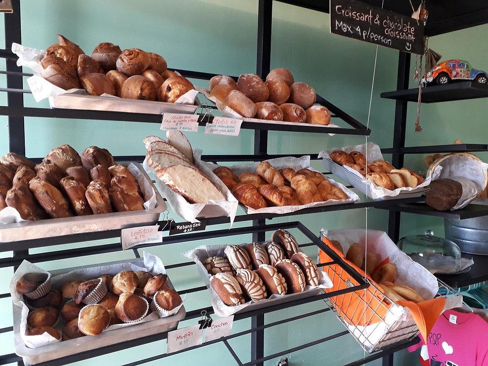Pan que Pan, Loreto Bay, Nopolo, Restaurant