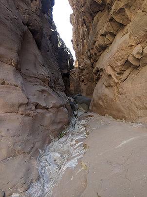Mesquite Canyon, Loreto, Hiking