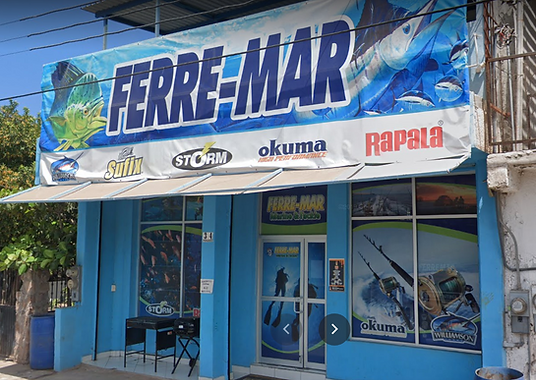 Fishing tackle shops loreto, fishing tackle, map, where, loreto