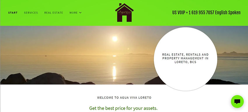 loreto bay real estate companies, realtors, agua viva managment