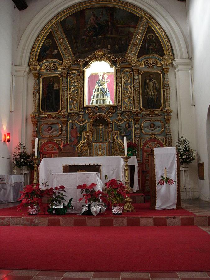 MISSION DE NUESTRA SENORA DE LORETO CONCHO