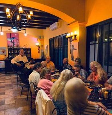 Pedro's Place, Loreto Bay, Nopolo, Restaurant