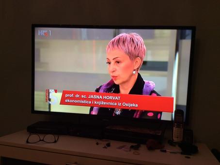 Gostovanje u emisiji Hrvatska za 5