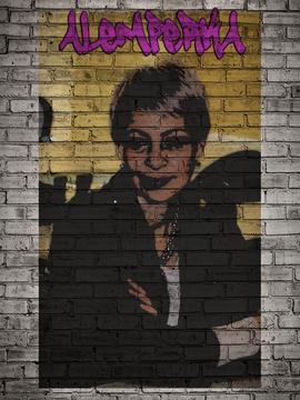 grafit - jasna horvat 2017