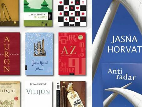 Antiradar: Treća knjiga putopisne proze suvremene hrvatske književnice i znanstvenice Jasne Horvat