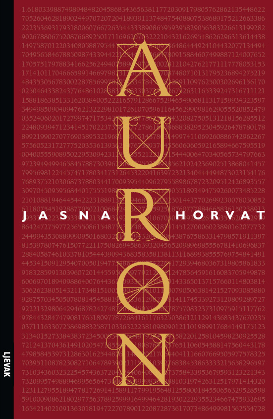auron - samo naslovnica