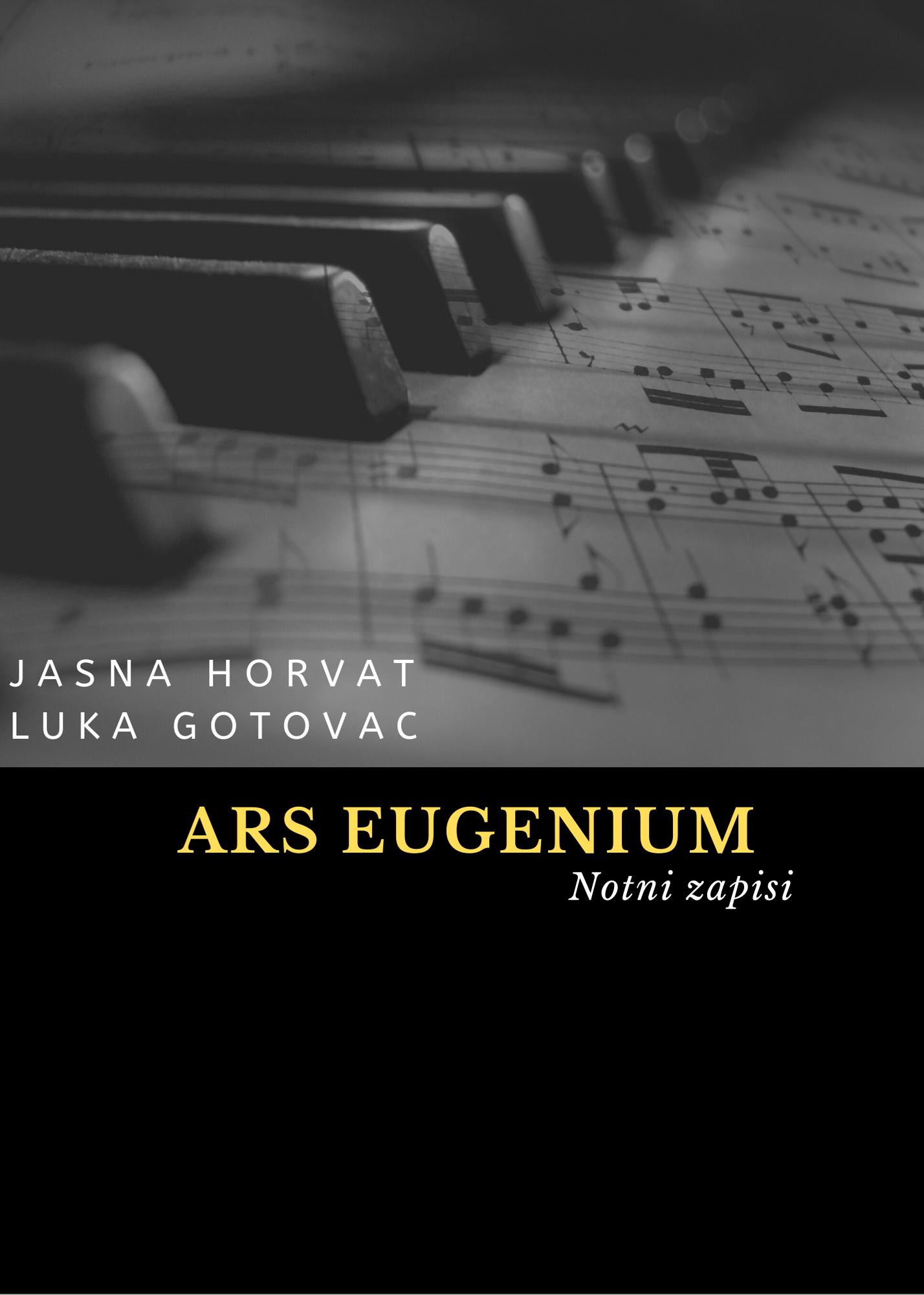 Ars Eugenium 1 - naslovnica