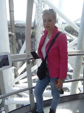 London u kolovozu 2015 Jasna Horvat