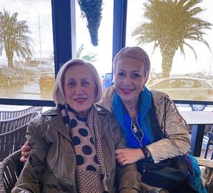 Marija Gale i Jasna Horvat