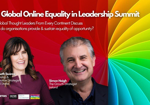 1st Global Online Equality in Leadership Summit