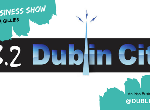 Interview - The Irish Business Show | Dublin City FM w/Natasha Gillies