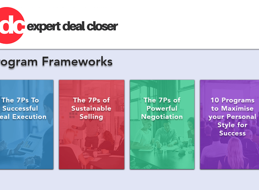 Heard about our new Program Frameworks?