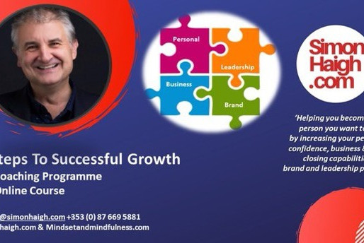 7 Steps to Successful Growth Coaching & Upcoming online course