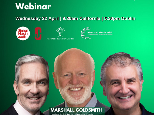 Marshall Goldsmith Webinar