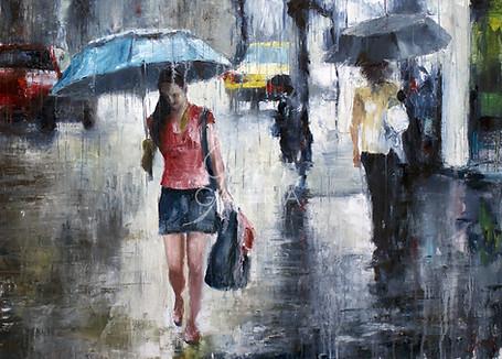 Llueve sobre mojado - VENDIDO