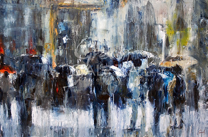 Another rainy day - VENDIDO
