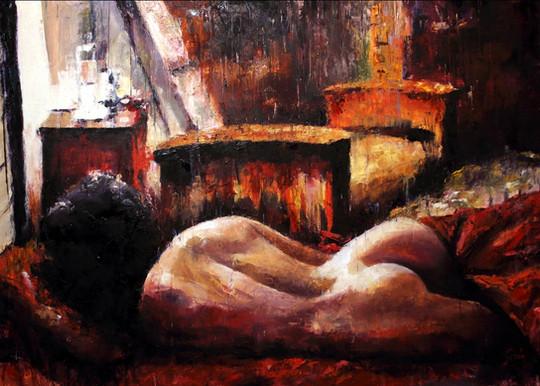 Habitación desnuda - 291 €