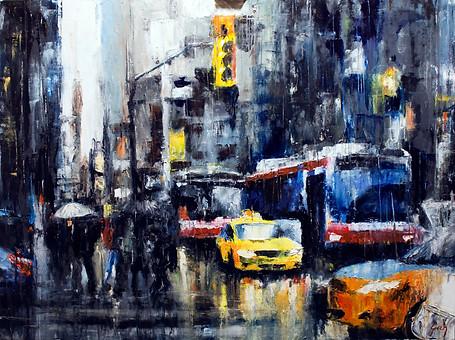 Urban rain - VENDIDO
