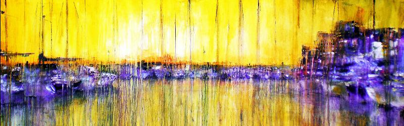 Puerto amarillo