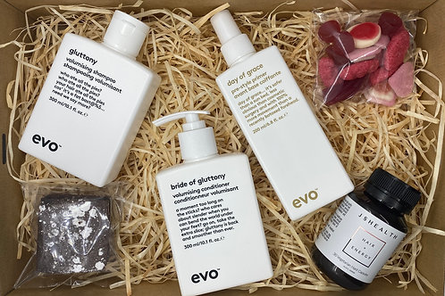 Evo Volume + JS Health Gift Set