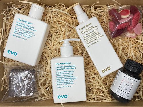 Evo Hydrate + JS Health Gift Set