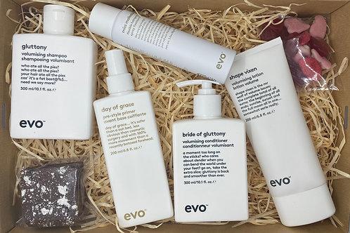 Evo Volume + Styling Gift Set