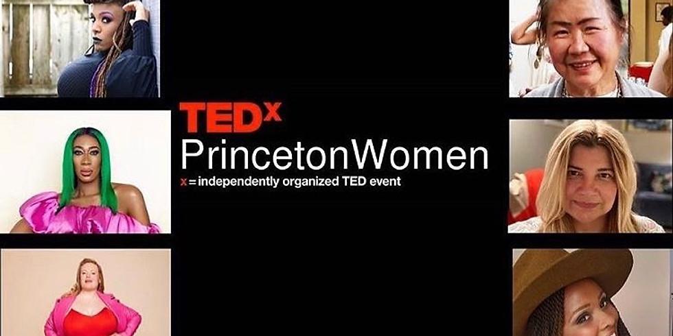 Tedx Princeton Women