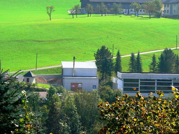 Biomasse Anlage Ybbsitz