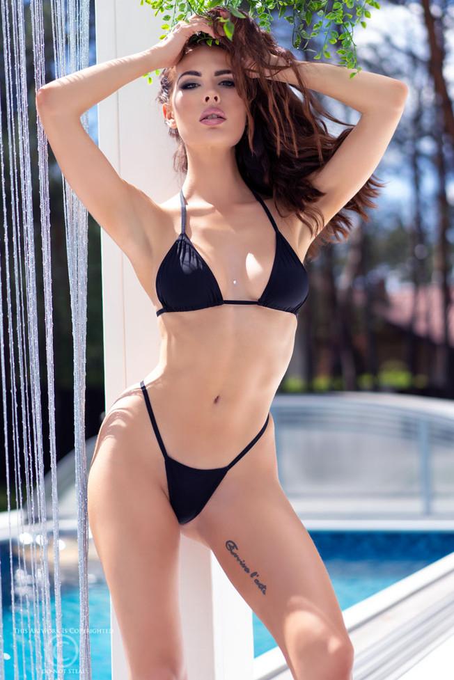 CR-4449   3-Pc Bikini Set