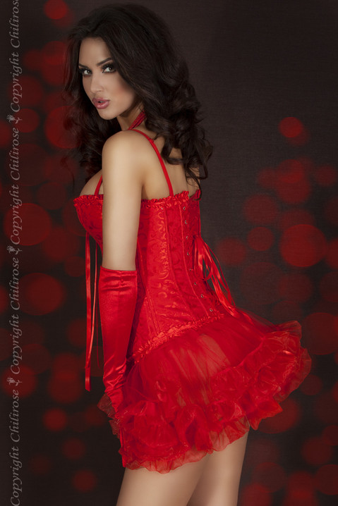 CR-3204 RED