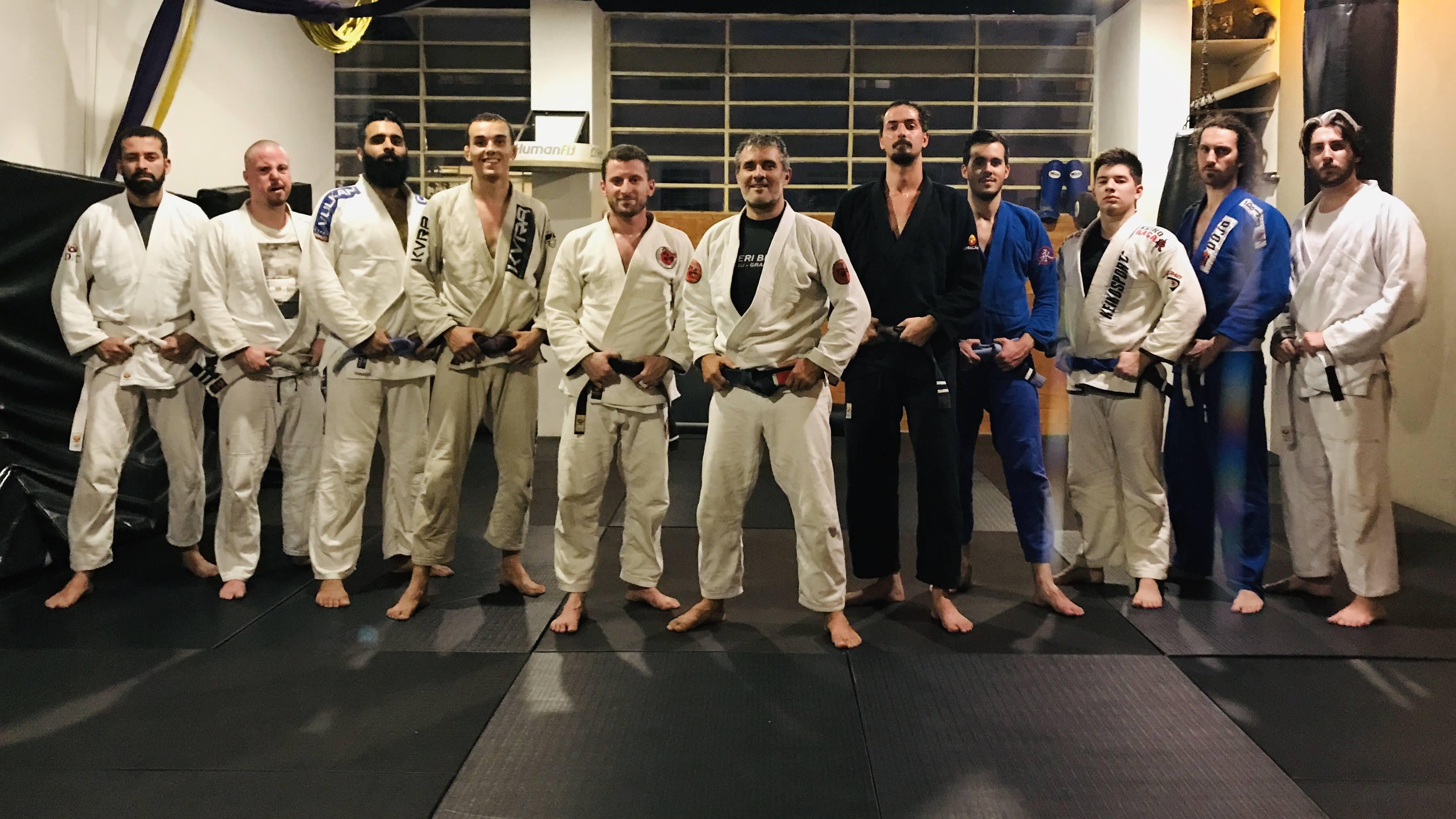 Leteri Team Jiu Jitsu Grappling
