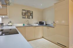 Whitby Apartment kitchen