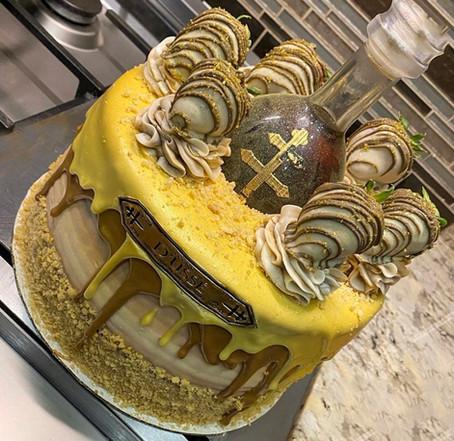 Custom Dusse Cake