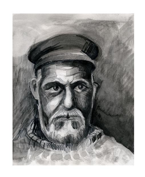 Old Fisherman 5