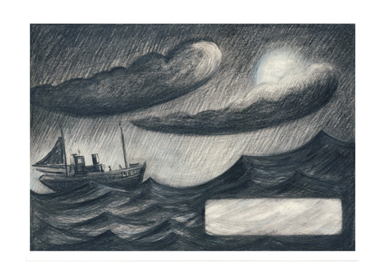 The Brave Men at Sea
