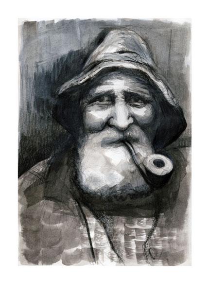 Old Fisherman 4