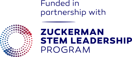 funded in partnership with zuckerman ste