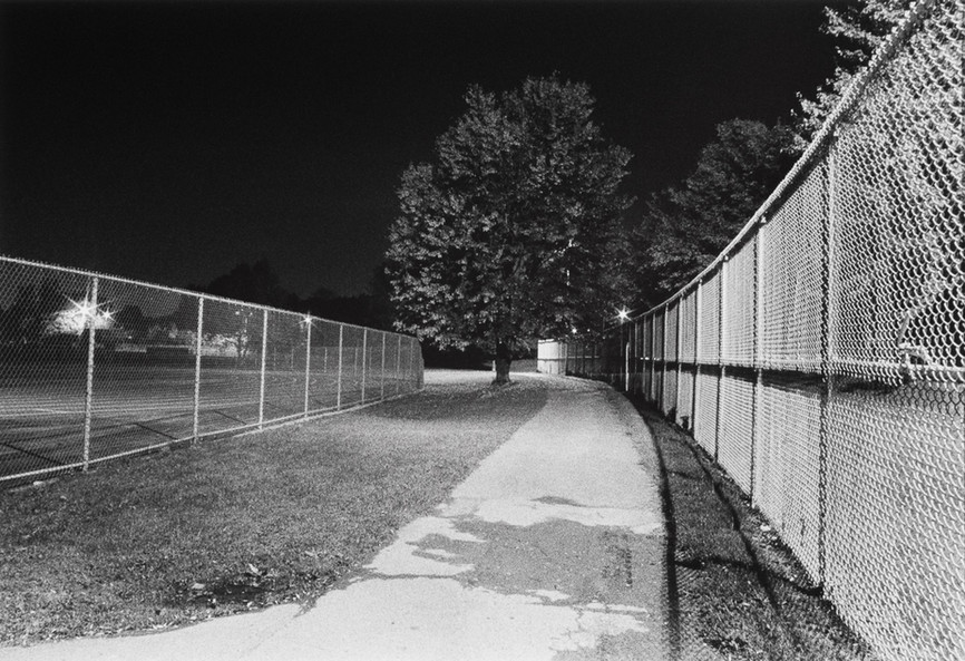 """Untitled from Reclaiming the Night (1991-2001), 11 x 14"""" gelatin silver print"""