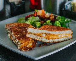 Fat Bottomed Grilled Cheese (2)
