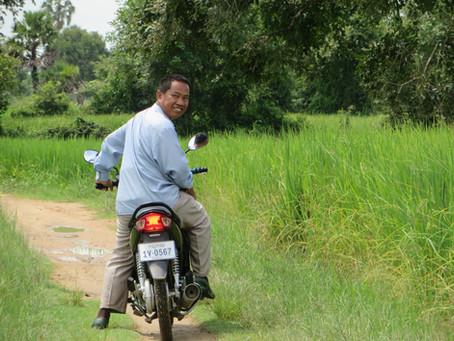 Séjour au Cambodge Janvier - mars 2017