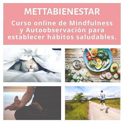 CURSO ONLINE: Mettabienestar
