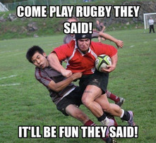 Touch Rugby on Tuesdays @ The Beaver Dam
