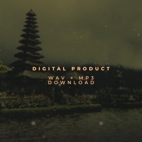 Balinese Energy | Beta Activation | Isochronic Tone @ 13Hz
