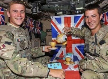 The Average British Soldier