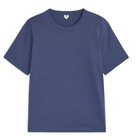 Camiseta femenina silueta corta