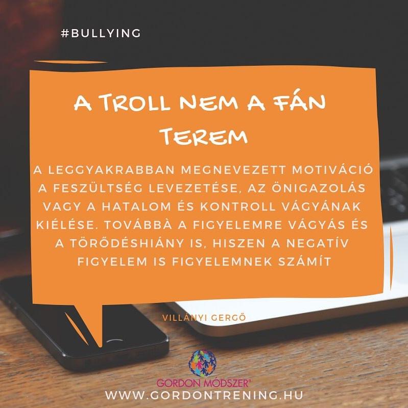 Gordon Módszerrel a cyberbullying ellen