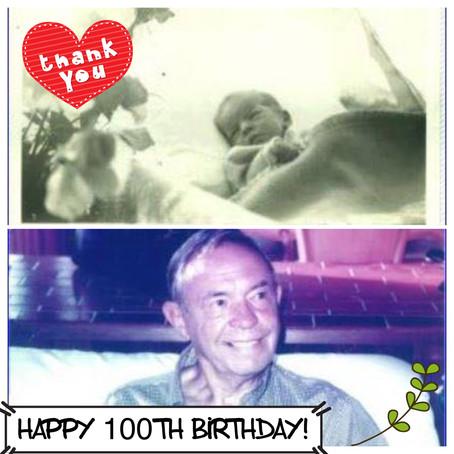 100. Születésnap