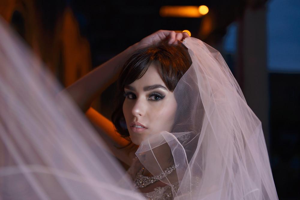 Wedding veil - lief bridal
