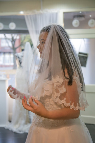 A Simple Guide to Wedding Veil Lengths