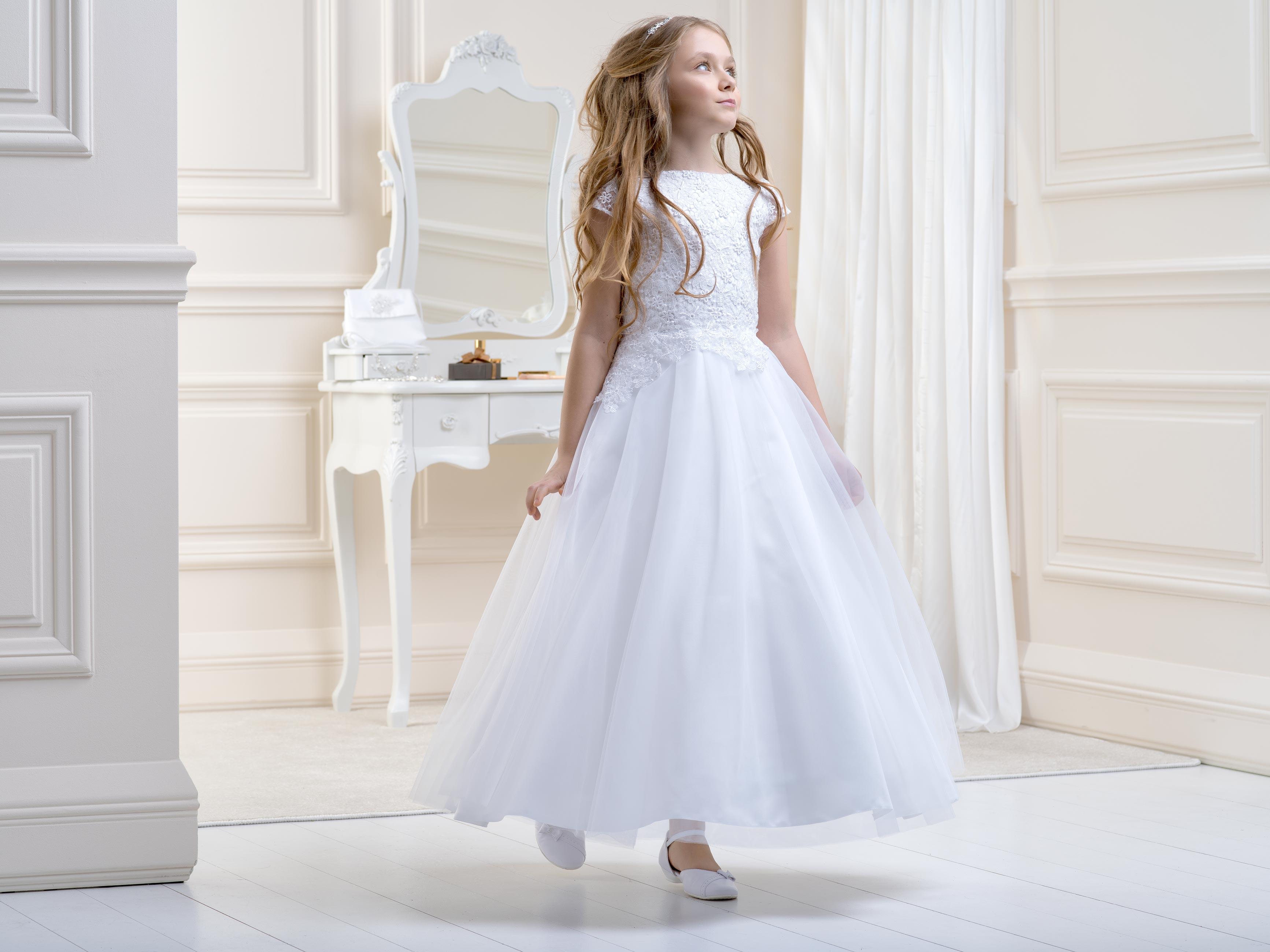 Flower Girl/Communion Dress LB21